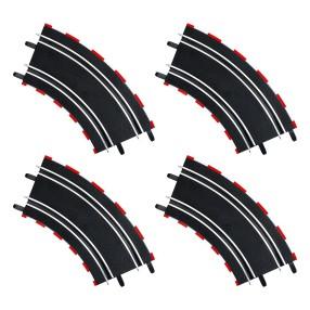 Carrera GO!!!/Digital 143 - Zakręt 2/45° 61617