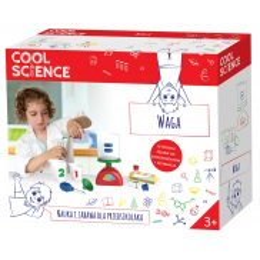TM Toys - Cool Science Nauka i zabawa - Waga DKN4002