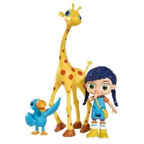 Simba - Zestaw figurek Wissper Gertie i Otis 9358377