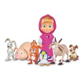 Simba Masza i Niedźwiedź - Lalka Masza z przyjaciółmi 9301020