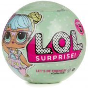 L.O.L. SURPRISE - Laleczka LOL w kuli niespodziance Seria 2 548430PO
