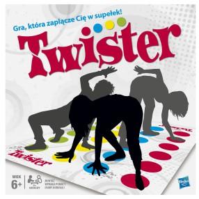 Hasbro - Gra Twister 98831