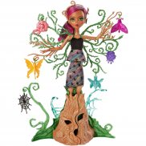 Monster High - Duża lalka Treesa Leśna nimfa FCV59