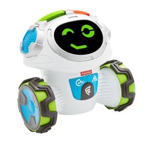 Fisher-Price Ucz się i myśl - Robot Movi Mistrz Zabawy FKC36