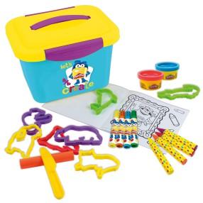 Play-Doh - Zestaw Mój mały warsztat plastyczny CPDO011