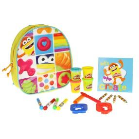 Play-Doh - Zestaw Mój kreatywny plecak CPDO012