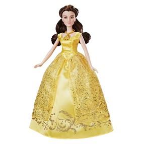 Hasbro Disney Princess - Piękna i Bestia Lalka Bella Czarujące melodie B9165