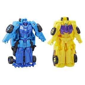 Hasbro Transformers RID - Combiner Force Dragstrip i Wildbreak C2342
