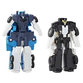 Hasbro Transformers RID - Combiner Force Strongarm i Optimus Prime C2344
