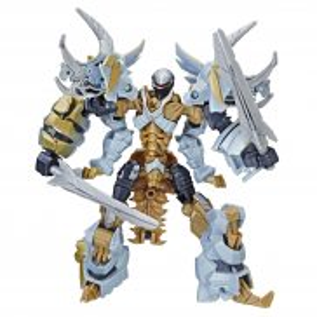 Hasbro Transformers MV5 - Ostatni Rycerz Premier Deluxe Dinobot Slug C2402