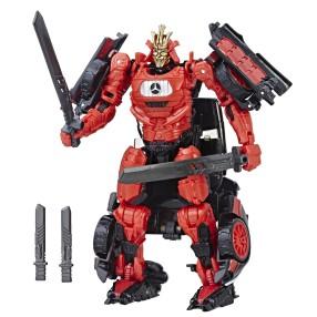 Hasbro Transformers MV5 - Ostatni Rycerz Premier Deluxe Autobot Drift C2400