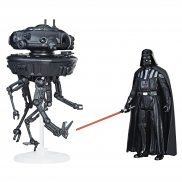 Hasbro Star Wars Force Link E5 - Imperial Probe Droid + Darth Vader C1246