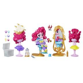 My Little Pony Equestria Girls Minis - Salon fryzjerski Pinkie Pie B7735