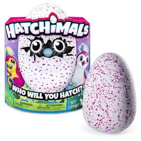 Spin Master Hatchimals - Jajko Pingwiniak różowy T19100 6028874