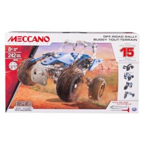 Meccano Klocki konstrukcyjne - Pojazd terenowy Quad 15 w 1 16210