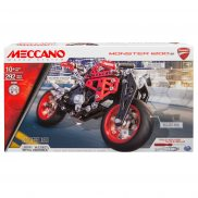 Meccano Klocki konstrukcyjne - Motocykl Ducati Monster I200s 16305