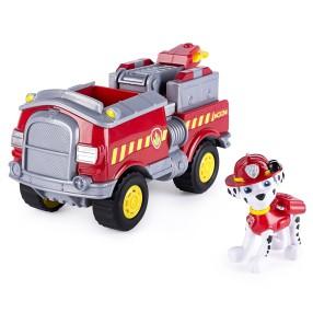Psi Patrol - Pojazd z figurką Marshall i leśny wóz strażacki 20084877