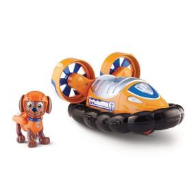 Psi Patrol - Pojazd z figurką Zuma i poduszkowiec 20084882