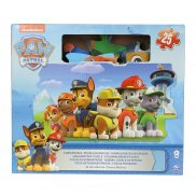 Spin Master - Puzzle Piankowe Psi Patrol 25 elem. 20074608