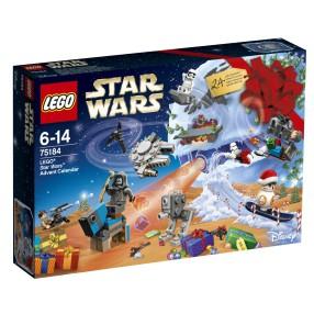 LEGO Star Wars - Kalendarz adwentowy 75184