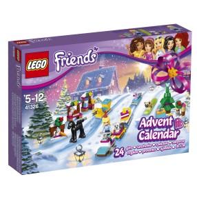 LEGO Friends - Kalendarz adwentowy 41326