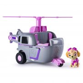 Psi Patrol - Pojazd delux Helikopter z figurką Skye 20083009