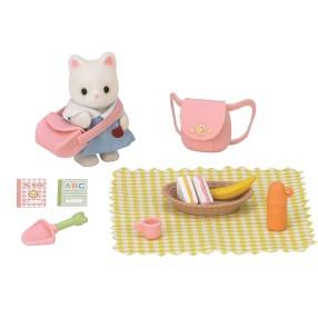 Sylvanian Families - Przedszkolny zestaw piknikowy 5103
