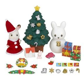 Sylvanian Families - Zestaw bożonarodzeniowy 2225