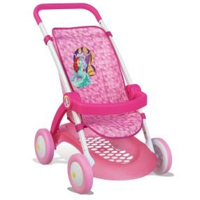 Smoby Księżniczki Disneya - Spacerówka wózek 254011
