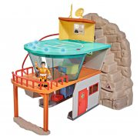 Simba - Strażak Sam Stacja ratownictwa górskiego Światło Dźwięk 9251003