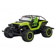 Carrera RC Profi - JEEP Trailcat 2.4GHz 1:18 183011 Digital Proportional