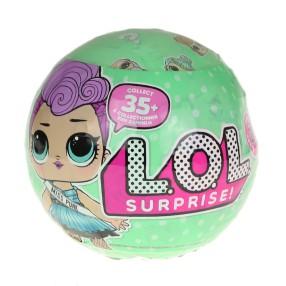 L.O.L. SURPRISE - Laleczka LOL w kuli niespodziance Seria 2.1 548447X2