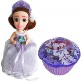 TM Toys - Cupcake Surprise Edycja ślubna Pachnąca laleczka Angela 1105 02