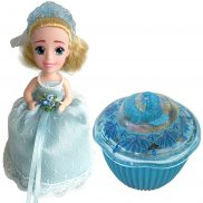 TM Toys - Cupcake Surprise Edycja ślubna Pachnąca laleczka Carolyn 1105 04