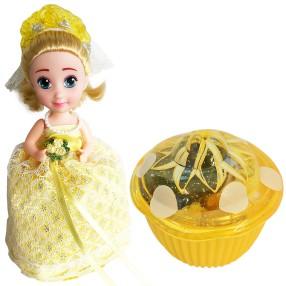 TM Toys - Cupcake Surprise Edycja ślubna Pachnąca laleczka Lisa 1105 05