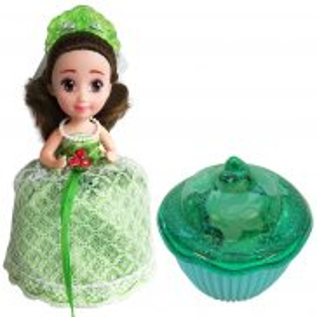 TM Toys - Cupcake Surprise Edycja ślubna Pachnąca laleczka Marilyn 1105 06