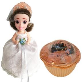 TM Toys - Cupcake Surprise Edycja ślubna Pachnąca laleczka Sharon 1105 07