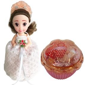 TM Toys - Cupcake Surprise Edycja ślubna Pachnąca laleczka Samantha 1105 09