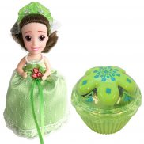 TM Toys - Cupcake Surprise Edycja ślubna Pachnąca laleczka Rebecca 1105 11
