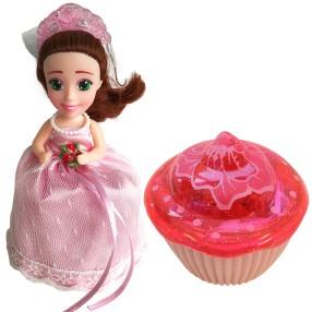 TM Toys - Cupcake Surprise Edycja ślubna Pachnąca laleczka Elizabeth 1105 12
