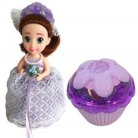 TM Toys - Cupcake Surprise Edycja ślubna Pachnąca laleczka Donna 1105 01