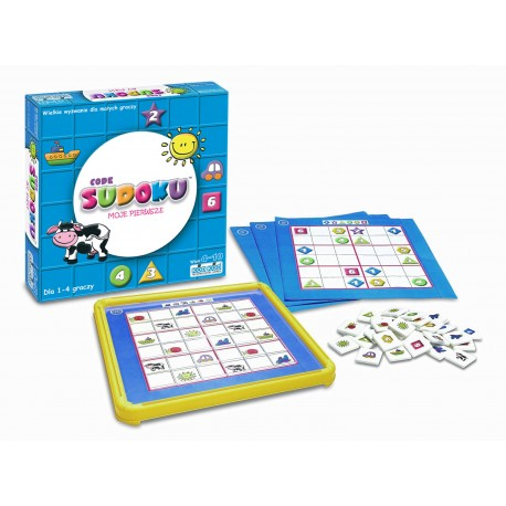 Lemada Sudoku Junior 1461