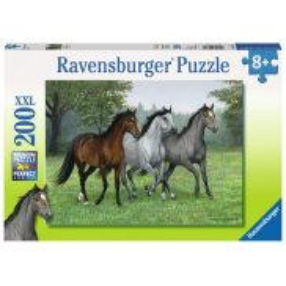 Ravensburger - Puzzle XXL Konie 200 elem. 126323