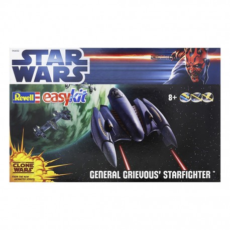 Revell easykit - Star Wars - General Grievous Starfighter 06682