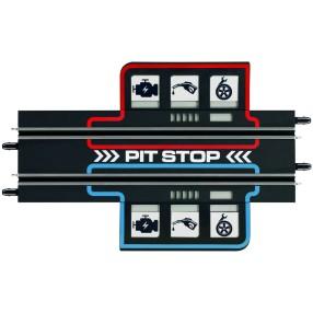 Carrera GO!!! Plus - Szyna Pit-Stop-Game 61664