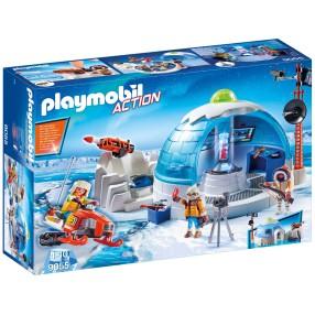 Playmobil - Stacja polarna 9055