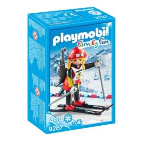 Playmobil - Biathlonistka 9287