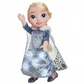 Jakks Kraina Lodu - Lalka Śpiewająca Elsa Dźwięk Światło 72536