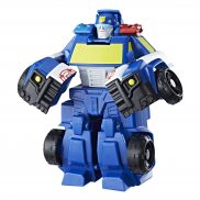 Playskool Transformers RSB - Rescue Bots Chase The Police Bot C3341