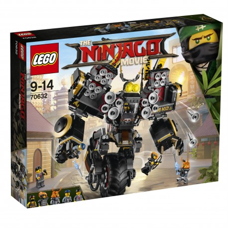 LEGO Ninjago Movie - Mech wstrząsu 70632